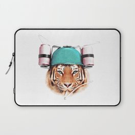 Swaggy Tiger Laptop Sleeve