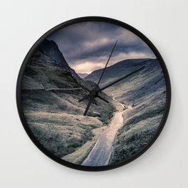 Honister Pass Wall Clock