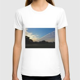 drama in the sky T-shirt