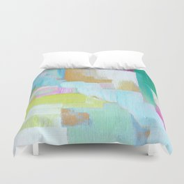 abstract life Duvet Cover
