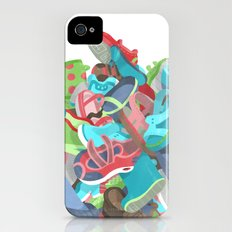 Tons of Shoes iPhone (4, 4s) Slim Case