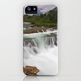 Mountain Paradise iPhone Case