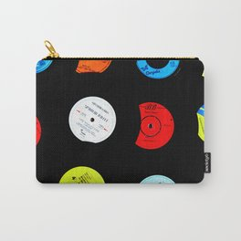 Vinyl Records Version 2 Carry-All Pouch