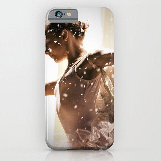 Angel Ballerina iPhone & iPod Case