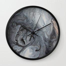 COLR CINZA Wall Clock