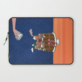 Powdered sugar, not snow! Laptop Sleeve