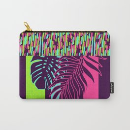 Neon Exotic #society6 #tropical Carry-All Pouch