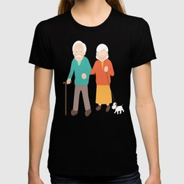 Happily Married For Ages T-shirt