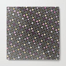 Diamond Pattern 3 Metal Print