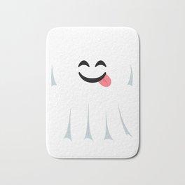 ghost bleh Bath Mat