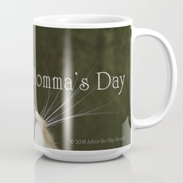 Arbor's Whiskers - Cat Momma Coffee Mug