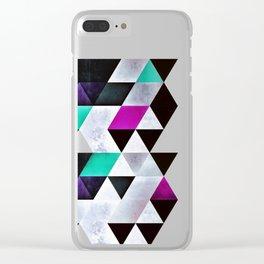 mydnyss Clear iPhone Case