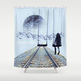 Foo Yonder Shower Curtain
