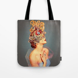 Freud vs Jung Tote Bag