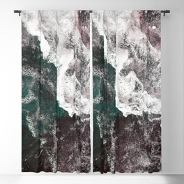 Abstract Sea, Water Blackout Curtain