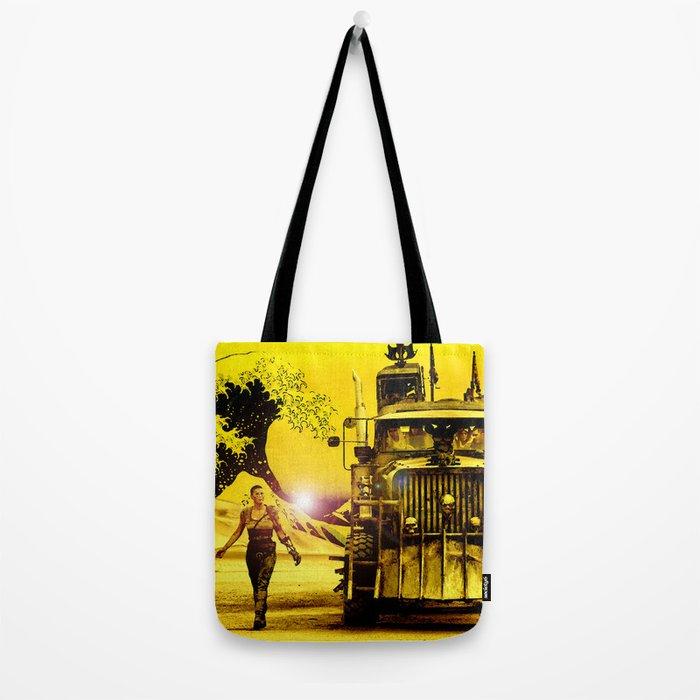 Furiosa - Mad Max Fury Road Tote Bag