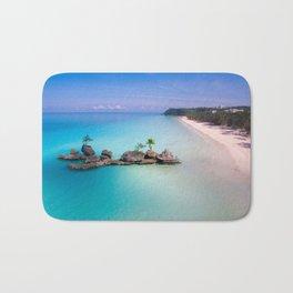 White Beach, Boracay Bath Mat