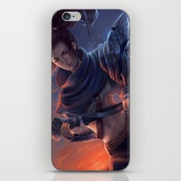Yasuna iPhone Skin