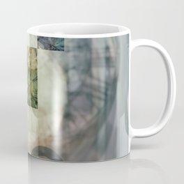 multi exposure clock  2 Coffee Mug