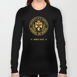 The Student Prince -  University of St Andrews School of Magic Long Sleeve T-shirt