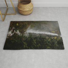 Latourell Falls, Oregon Rug
