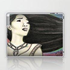 Painting the Wind Laptop & iPad Skin