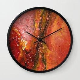 Fluid - Arterial Wall Clock