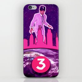 Chance the Rapper 3 iPhone Skin