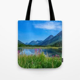 God's Country 4129 - Alaska Tote Bag