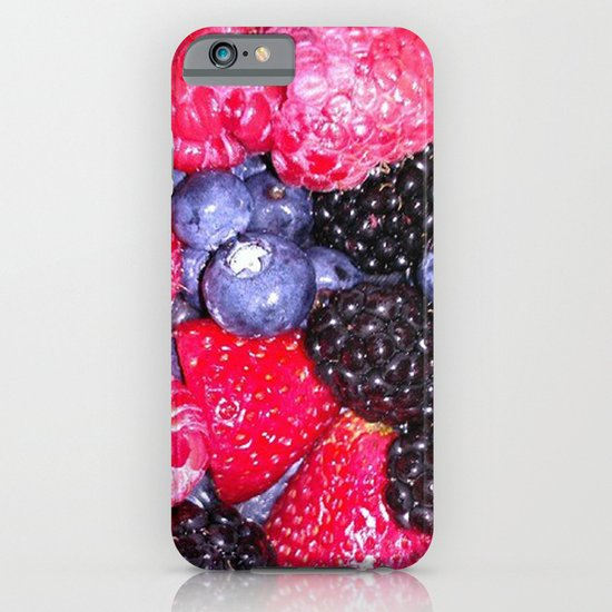Berries iPhone & iPod Case