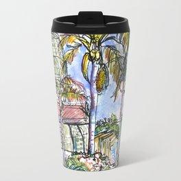 Botanical Garden Curitiba Brazil Travel Mug