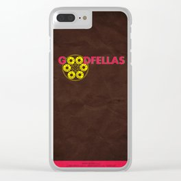Goodfellas Clear iPhone Case