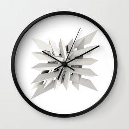 Uxitol (Struggle) large print option Wall Clock