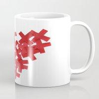 medicine Mugs featuring medicine heart by bugo