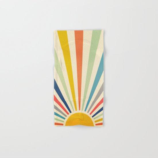 Sun Retro Art III by nadja1