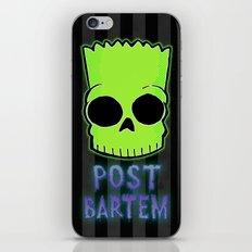 Post Bartem iPhone & iPod Skin