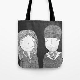 Joel & Clementine Tote Bag