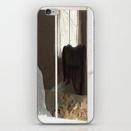 The Abandoned Chair iPhone Skin