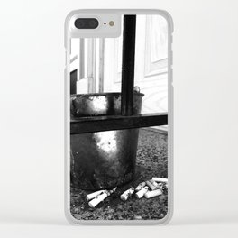 This Is All We Know Clear iPhone Case