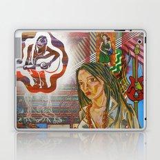 Folk Women Laptop & iPad Skin