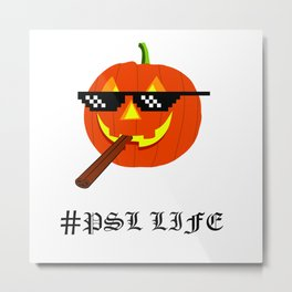 PSL LIFE Metal Print