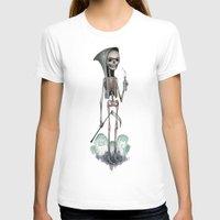 boyfriend T-shirts featuring Grim Boyfriend by Whitney Lenox