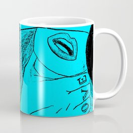 Love Choke Coffee Mug