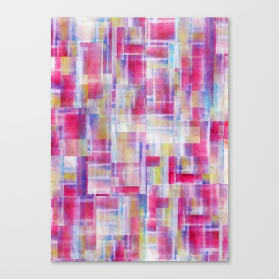 Separator (Skein I Remix) Canvas Print