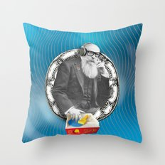 DJ Rick was determined to create beats no one had heard before. Throw Pillow