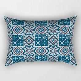 Pattern in Grandma Style #51 Rectangular Pillow