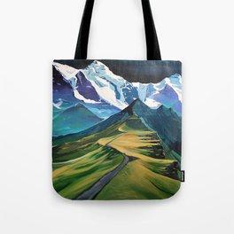 The Hike Tote Bag