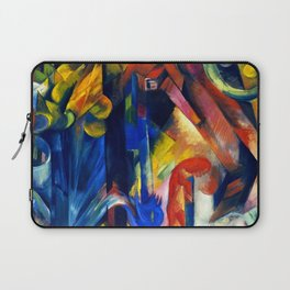 "Franz Marc ""Forest with squirrel"" Laptop Sleeve"