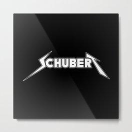Schubert Metal Print