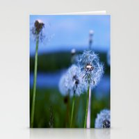 weed Stationery Cards featuring Weed by Libby Rose